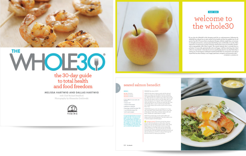 The Whole 30 by Melissa and Dallas Hartwig / Viking